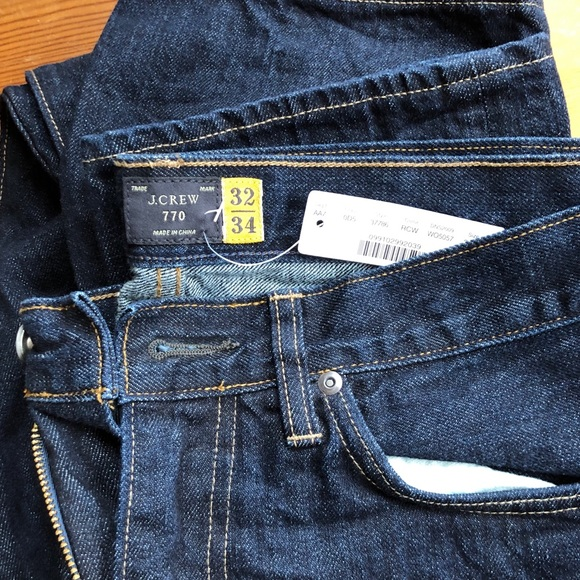 067cf8a3f60 Jcrew 770 jean in resin crinkle wash 32 34